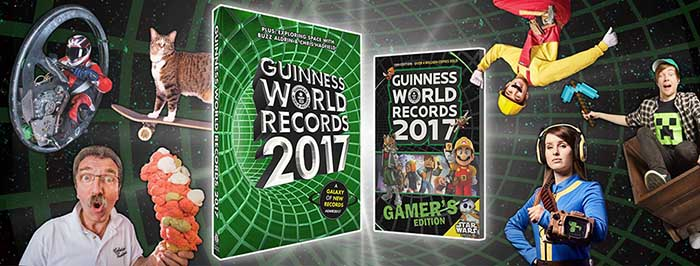 Guinness World Records image