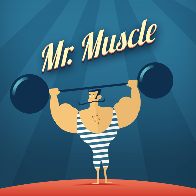 Mr. Muscle image